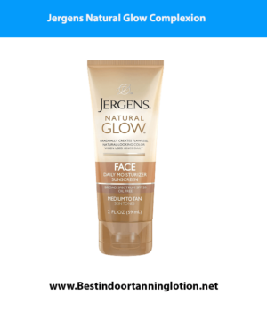 Jergens Natural Glow Complexion