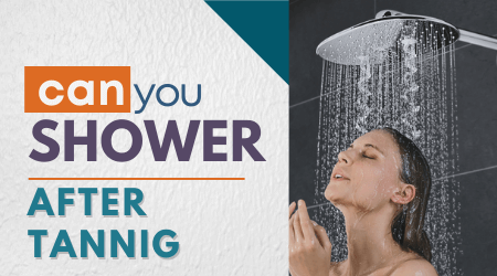 can you shower after tanning-Tanning lotion guide